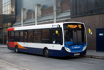 Stagecoach 36433-GX61 AYM at Guildford Bus Station.