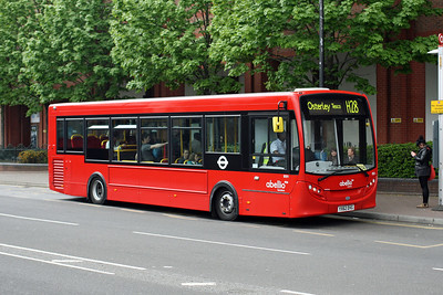 8591-YX62 DVG at Hounslow