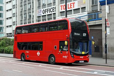 Abellio 2497-YY64 TYV at Croydon Town Centre.