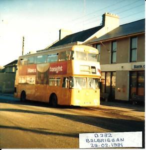 Bus Year: 1968-1981