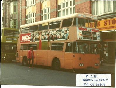 Bus Year: 1983