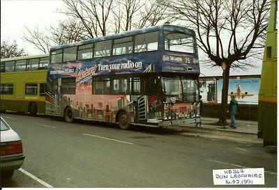 Bus Year: 1991