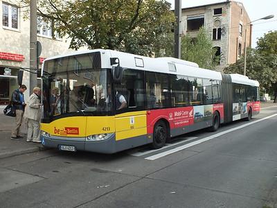 BSE: Berlin Buses
