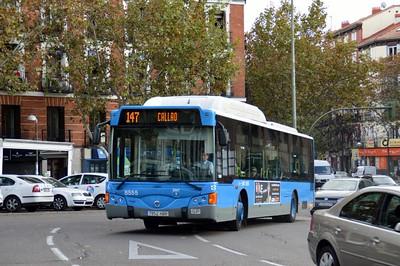 8555 Madrid 26 November 2015