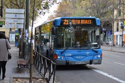 5298 Madrid 26 November 2015