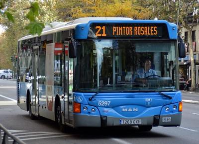 5297 Madrid 26 November 2015
