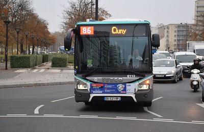 6112 Porte Vincennes 16 November 2018