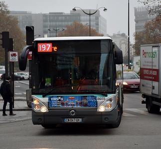 8659 Porte d'Orléans 16 November 2018