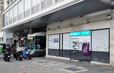 4119 Porte d'Orléans 15 November 2018