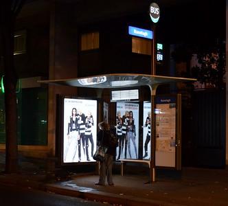 Ranelagh Bus Stop 13 September 2015