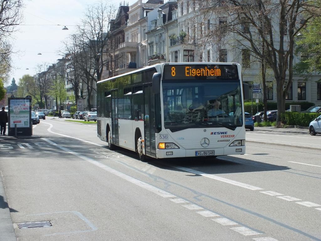 Germany: 536 (ESWE Verkenr) Wiesbaden 23 April 2013