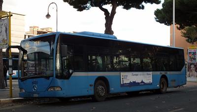 Italy: 6020 (ATAC) Lido (Rome - Italy) 21 November 2013