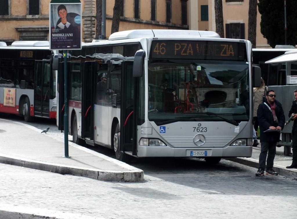 Italy: 7623 (ATAC) Rome - Italy 20 November 2013