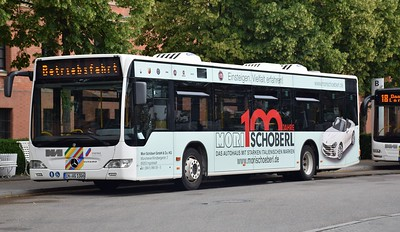 Germany: (Stadtbus Ingolstadt) IN VG1306 Ingolstadt ZOB 20 June 2019
