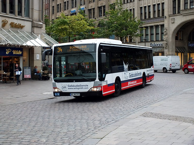 Germany: 6912 (HVV) Hamburg 14 September 2012