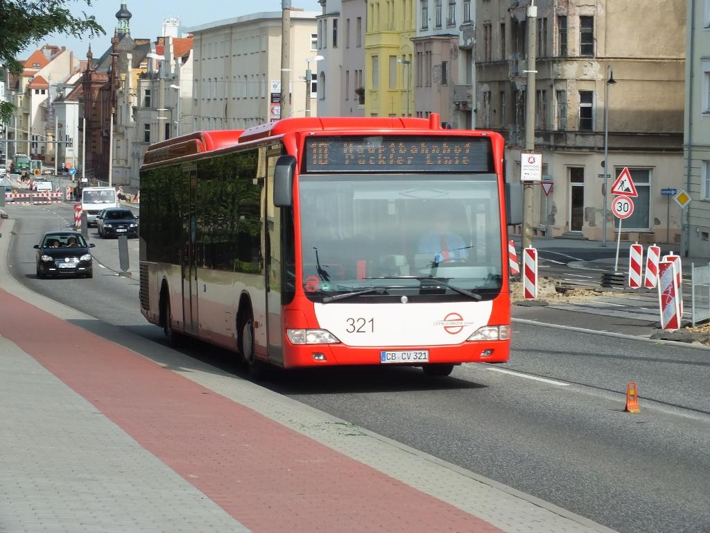 Germany: 321 (Cottbusverkher) Cottbus 17 September 2012
