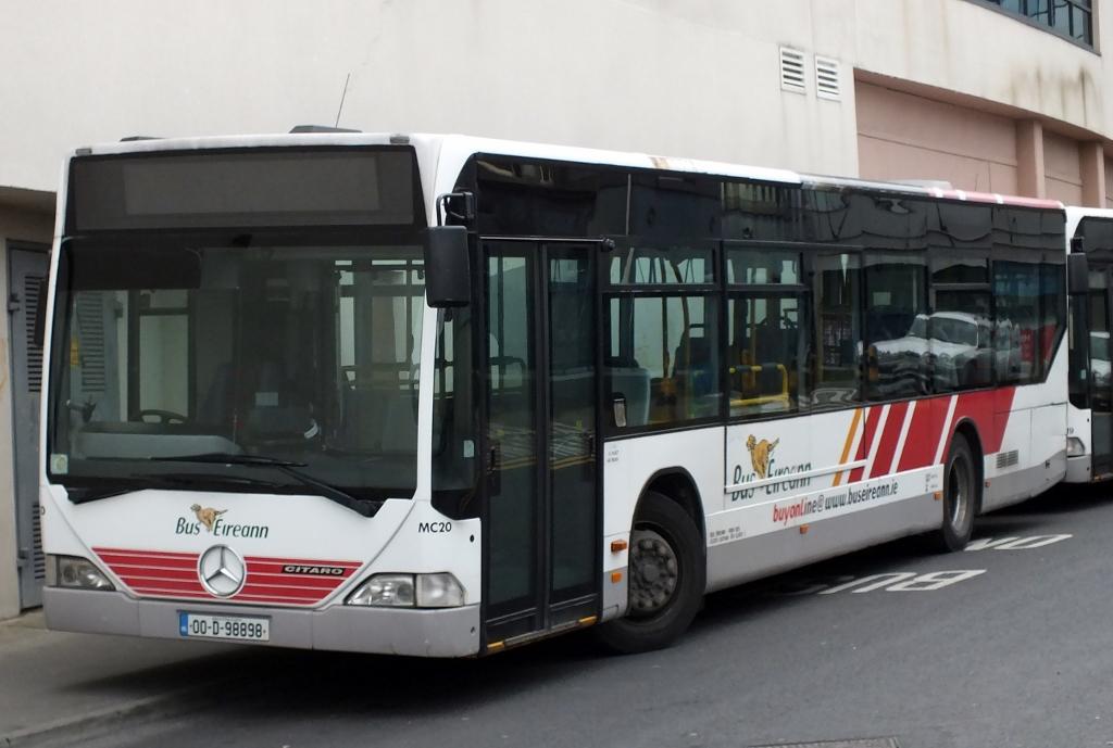 Ireland: MC20 (Bus Éireann) Galway 21 March 2012