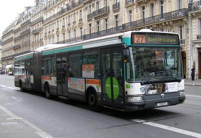 1537 Gare St Lazare 7 November 2007