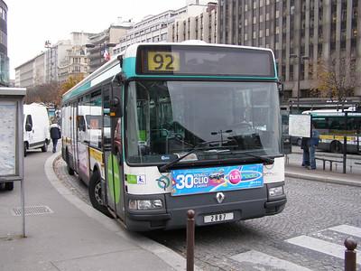 2887 Montparnasse 7 November 2007