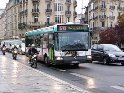 8504 Left bank 7 November 2007