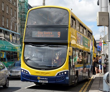 SG2 Dolier St 16 July 2016 Route 9 via Carrigstown.