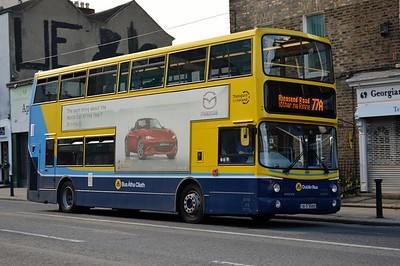 AX493 Pearse St 2 July 2016