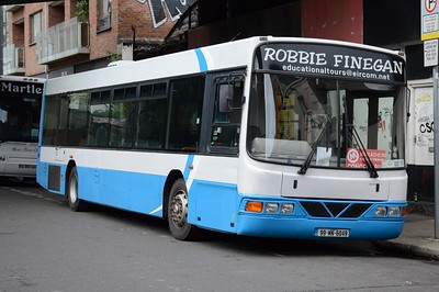 99MN6049 Shaw St 9 July 2016 Former Ulsterbus 2788