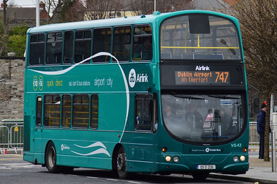 VG43 Heuston 5 April 2014