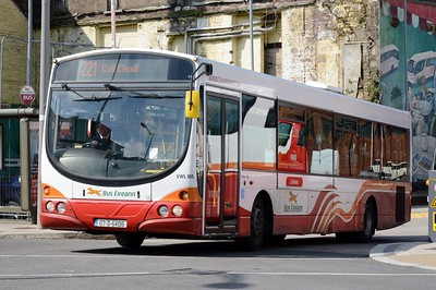 VWL155 Cork Bus Station 15 April 2016