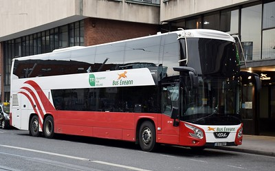 LF323 Busáras 11 April 2019