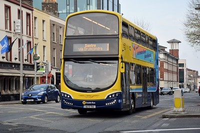 SG437 Pearse St 6 April 2019