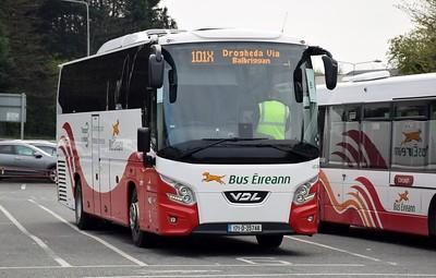 LC326 Drogheda Bus Station 12 April 2019