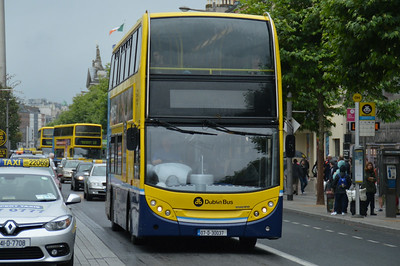 EV37 O'Connell St 2 August 2014
