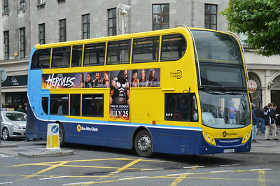 EV40 O'Connell St 2 August 2014