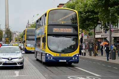 GT2 O'Connell St 2 August 2014
