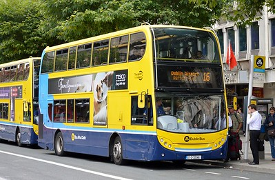 EV46 O'Connell St 3 August 2017