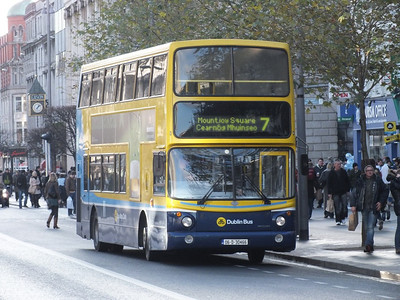 AX466 O'Connell St 17 December 2011