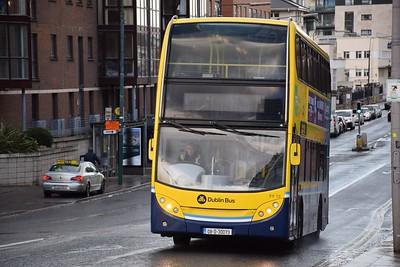 EV73 Ringsend Road 5 December 2020