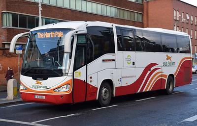 SC305 on Amiens St 5 December 2020