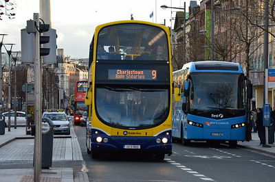 GT154 O'Connell St 2 February 2014