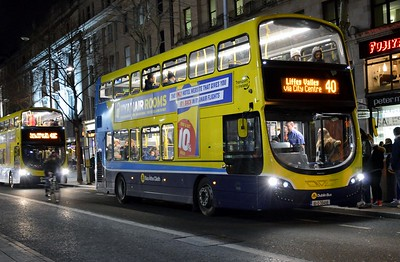SG165 O'Connell St 2 February 2018