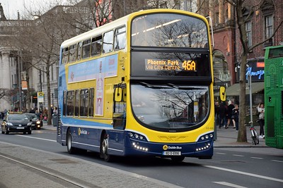 SG400 O'Connell St 16 February 2019