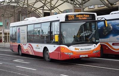 SL17 Cork Bus Station 14 February 2020