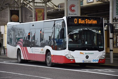 MC302 Cork Bus Station 14 February 2020