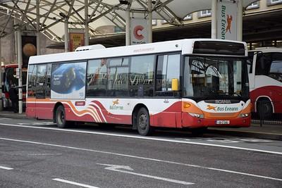 SL14 Cork Bus Station 14 February 2020