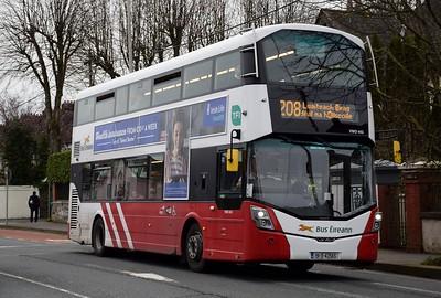 VWD443 Western Road, Cork 14 February 2020