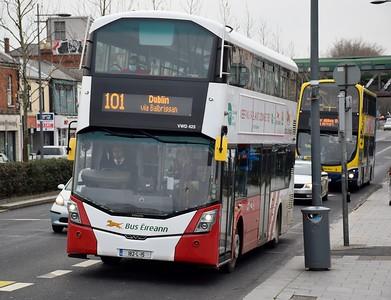 VWD425 Lower Drumcondra Road 1 February 2021