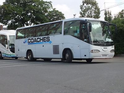 RLZ8333 Mountjoy Square 17 June 2012