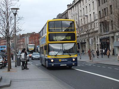 AV425 O'Connell St 7 January 2012