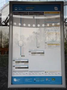 Stop 7571 - DCU timetables 20 January 2019